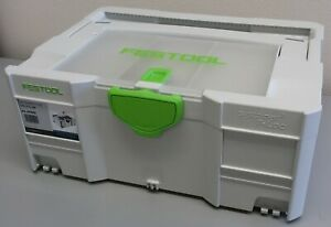 Festool Systainer T-LOC SYS 2 TL-DF with Attic Lid Compartment, 769138