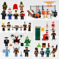 Roblox Game Character Accessory Mini Figure Dolls Kids Xmas Gift Toy Collection