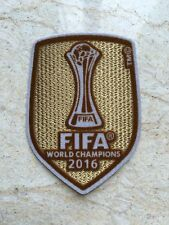 2016 UEFA FIFA Club World Cup Champions League Patch Badge For Real Madrid