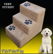 Pet Steps for Dogs or Cats. Doggy Steps, Sturdy Dog Steps.