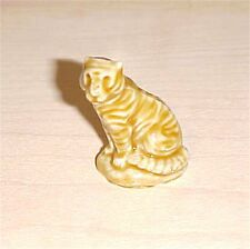 Wade Red Rose Tea collection Miniature Tiger animal collectible figurine