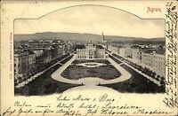 Agram Zagreb Kroatien Hrvatska AK 1902 Stempel von Vrbovec Verlag Stengel & Co.
