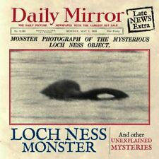 The Loch Ness Monster: And Other Unexplained Myster. by J. F. Derry 0857332023