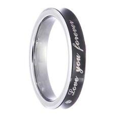 Runde Modeschmuck-Ringe aus Edelstein