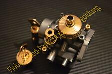 Simson Schwalbe Vergaser Teile vergolden in 24 Karat Gold vergoldet Tuning