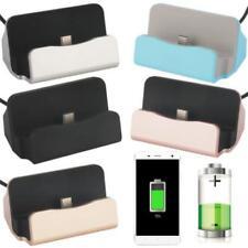 Caricabatterie e dock modello Per Sony Xperia XA oro con USB per cellulari e palmari