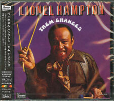 LIONEL HAMPTON-THEM CHANGES-JAPAN CD Ltd/Ed D73