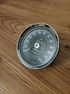 Jaguar MK Speedometer NEW OLD STOCK!