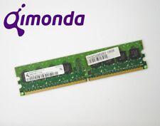 512MB Qimonda DDR2 DDR II DIMM Memoria RAM PC2-4200U hys64t6400hu-3.7-a