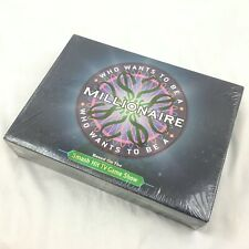 ✅ New Sealed Who Wants To Be A Millionaire Family Fun Board Game 2000 TV Show ✅