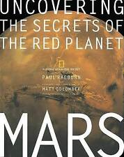 MARS by Paul Raeburn : National Geographic : WH1/2 : HBL738 : NEW BOOK