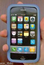 étui -couverture BLEU CLAIR pour Apple iPhone 3 G 8/16 GB,3 g S