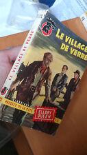 Ellery Queen - Le village de verre - Presses de la Cité N°212 (1955)