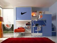 NIKE Wall Art Decal Boys Kids Sports Athletic Room Sticker Words Lettering 36""
