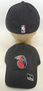 NBA Detroit Pistons Reebok Cap Hat Curve Brim Size Small