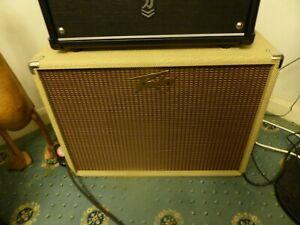 peavey 1x12 tweed cabinet and speaker