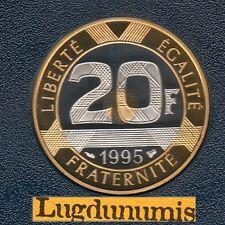BE - 20 Francs Mont Saint Michel 1995 FDC 4 796 Ex Provenant du Coffret BE