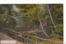 Scotland Postcard - Bridge - Rouken Glen - Renfrewshire -  Ref  ZZ5883