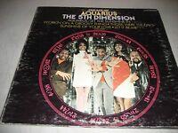 THE 5TH DIMENSION AGE OF AQUARIUS LP VG+ Soul City SCS-92005 1969