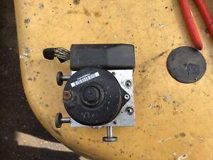 2011 207CC 1.6 Hdi ABS Pump Module