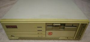 Vintage Packard Bell Legend 660 PB401 486SX 25MHZ Tested