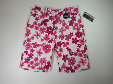 shorts Counterparts floral Slimming Sensations Pink size 14