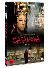 Il Casanova - Federico Fellini, Donald Sutherland, Tina Aumont, 1976 / NEW