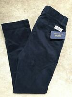 """RALPH LAUREN POLO DARK BLUE CLASSIC FIT CHINOS TROUSERS PANTS - 30"""" - NEW & TAGS"""