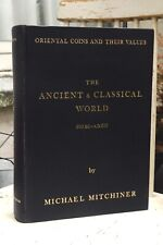 Mitchiner, Michael, 1978. Oriental coins and their values. Volume I