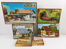 Diverse Faller / Vollmer H0 Gebäude-Bausätze
