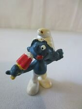 Smurfs Ice Lolly Popsicle Ice Cream Smurf Rare Vintage Miniature Figure Toy 1979