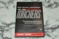 10-Minute Torchers - A Men's & Women's Health Workout Program (DVD, 2013)