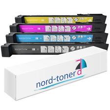 4x PRO Toner für HP Color LaserJet CM6030F MFP CB390A-CB383A kompatibel