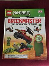 Lego Ninjago Brickmaster: Fight The Power Of The Snakes BOOK ONLY