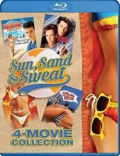 Sun, Sand and Sweat: 4-Movie (Blu-ray ) PERFECT, HARDBODIES, SPRING BREAK + NEW