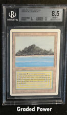 BGS Revised Tropical Island 8.5 (4200) Magic Beckett Graded MTG