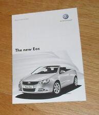 VOLKSWAGEN VW EOS guida prezzo 2006 - 1.6 2.0 TDI TSI 3.2 V6 Sport