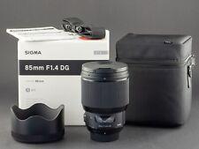 Sigma 85mm f1.4 DG HSM für Nikon FOTO-GÖRLITZ Ankauf+Verkauf