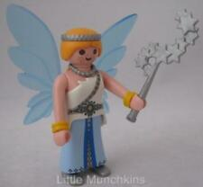 Playmobil pretty blue fairy with star wand NEW magic/fairytale/palace figure