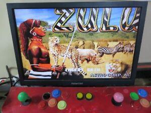 ZULU' - Jamma PCB for Arcade Game ASTRO