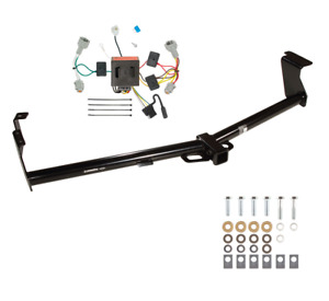 Trailer Tow Hitch For 11-16 Nissan Quest w/ Wiring Harness Kit