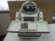 Vintage 1984 Tomy Omnibot Robot w/ Remote and Tray