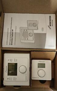 Worcester Bosch Comfort 1 RF Wireless Thermostat set 7733600001 Brand New
