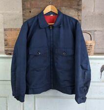 Vintage 1960s/70s Durable Press Work Jacket sz L