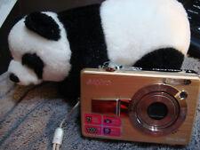 Sanyo VPC-E760 GL - 7.1 MP Digital Camera - Gold