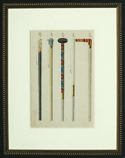 """Five Gents' Swaine Adeney Brigg Walking Sticks"""