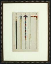 Five Gents' Swaine Adeney Brigg Walking Sticks