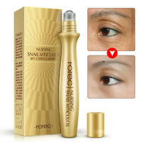 Rolling Eye Essence Ageless Anti-wrinkle Snail Essence Anti Puffiness Hyaluronic