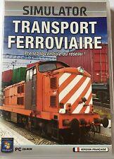 Trasporto Ferroviaire Simulatore Pc