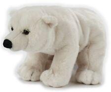 NATIONAL GEOGRAPHIC POLAR BEAR PLUSH SOFT TOY 25CM STUFFED ANIMAL - BNWT